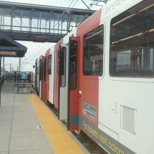 Rtd Lincoln Light Rail Station  Tips
