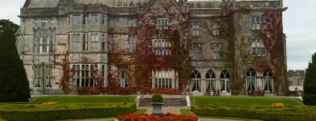Adare manor telephone number