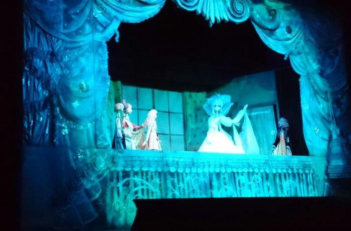 Кукольный спектакль ястребок (премьера)