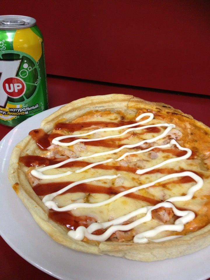 Рецепт закрытая пицца татмак