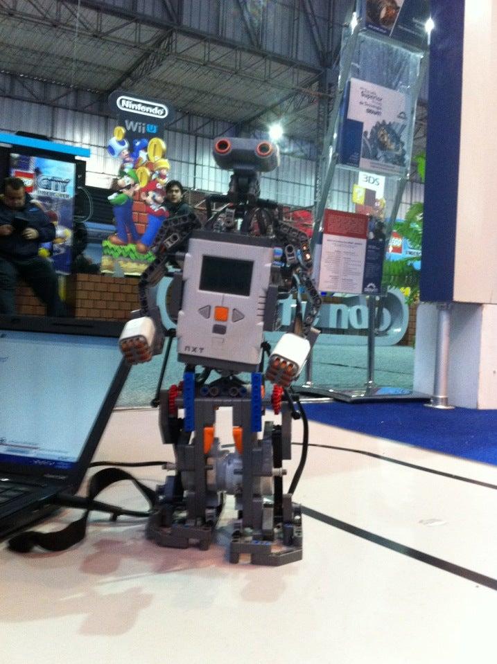 @allantd Allan Tito just checked in @ Centro de Exposiciones Jockey (Santiago de Surco, Peru)