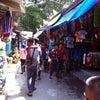 Foto Pasar Souvenir Tomok, Simanindo