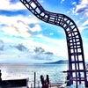 Foto Pantai Malalayang, Manado