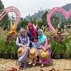 Foto Taman Bunga Begonia, Lembang