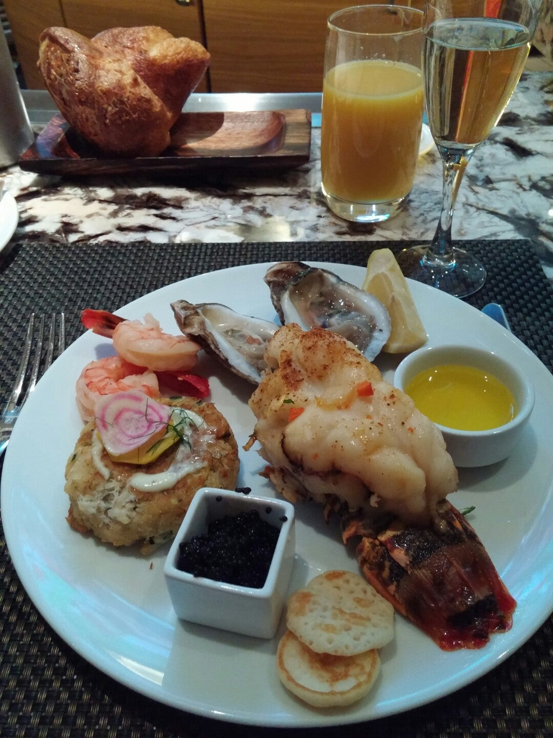 Best Champagne Brunch In Las Vegas
