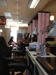 Pink & White Nail Spa