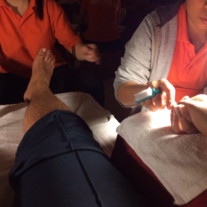 Mary Foot Spa Photo