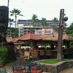 Tropical Itch Mai Tai, Ka'anapali Beach Hotel Tiki Bar