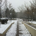 Photo taken at Bilkent Üniversitesi by Fatih Ş. on 1/10/2012