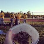 Photo taken at Robert Crawford Baseball Fields by Jeff P. on 5/25/2013