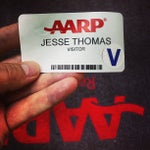 Photo taken at AARP Headquarters by Jesse T. on 4/16/2013