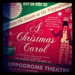 Photo taken at Hippodrome Theatre by Swamp Head on 12/1/2013