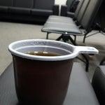 Маленький, но уютный аэропорт с бесплатным чаем после похода контроля. Класс