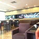 Photo taken at Plaza Premium Lounge by Anuj S. on 5/2/2013