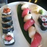 Photo taken at Tea Tree Asian Bistro by Marcie F. on 7/5/2013