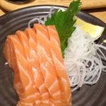 Photo taken at Sushi Tei by Christina S. on 2/2/2013