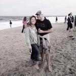 Photo taken at Dagsworthy St. Beach by diane q. on 9/20/2014