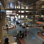 Very nice airport, clean and easy to get around