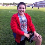 Photo taken at Grover Cleveland School by Edwina L. on 8/15/2014