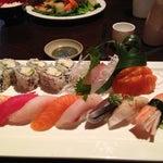 Photo taken at I Love Sushi by Bryan H. on 3/23/2013