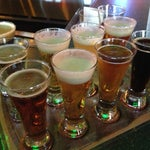 Photo taken at Smoky Mountain Brewery by Chip L. on 12/15/2012