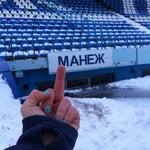 Фото Центральный стадион профсоюзов в соцсетях