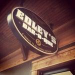 Photo taken at Edley's Bar-B-Que by Elizabeth W. on 10/4/2012