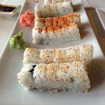 Photo taken at Tokyo Sushi Bar by Nancy A. on 2/7/2013