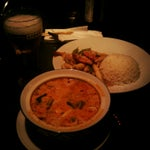 Photo taken at Joe Restaurant (โจเรส) by Alexey S. on 11/18/2012