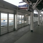 Photo taken at SFO AirTrain by Michael O. on 6/24/2013