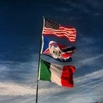 Photo taken at Ralph Wilson Stadium by Pat M. on 9/15/2013
