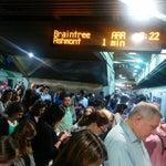 Photo taken at MBTA Davis Square Station by Zev H. on 6/11/2014
