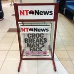 Grab one of these off the news stands and get acquainted with top end croc journalism.
