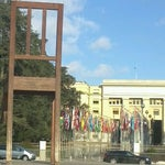 Photo taken at Palais des Nations by Marta on 12/11/2012