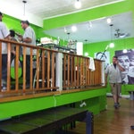 Photo taken at Razors Barbershop & Shave by Bryce R. on 8/6/2013