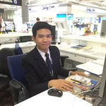 """ANUCHIT RAKCHART (""""arm"""" western name) is the most helpful kind person in the airport. He help me find my passport, never lost his smile and his English is perfect. He is in concourse G"""