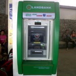 A LandBank ATM has been installed beside the stairs to Cafe Leticia. - www.GenSantos.com