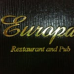 Photo taken at Europa Pizzaria & Bakery by LoG S. on 7/4/2013