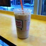 Photo taken at Dunkin Donuts by Jenny R. on 12/28/2012