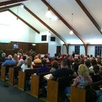 Photo taken at Grace Bible Church Chattanooga TN by Billy T. on 9/27/2012