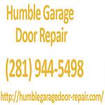 Humble Garage Doors Repair