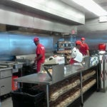 Photo taken at Five Guys by Steve A. on 7/22/2012