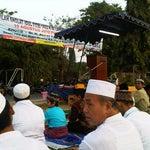 Photo taken at Lapangan Flores by Sjaifuddin S. on 8/18/2012