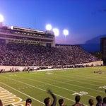 Photo taken at Vanderbilt Stadium - Dudley Field by Jeff J. on 9/11/2011
