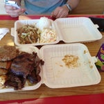 Photo taken at L&L Hawaiian Barbecue by A.J. V. on 3/13/2013
