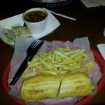 Photo taken at Shane's Seafood And Barbq by Bobbie C. on 2/11/2013