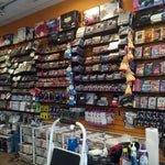Photo taken at Game Over Videogames by Robert H. on 7/10/2013