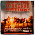 Photo taken at Ragnar Relay: Cape Cod - Finish Line by Rik P. on 12/7/2012