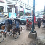 Photo taken at Jalan Otto Iskandardinata by Vabrieck B. on 1/24/2014