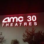 Photo taken at AMC South Barrington 30 by Antony V. on 7/22/2013